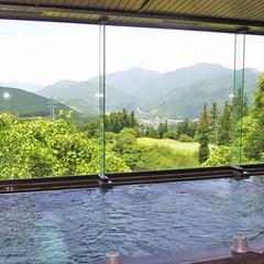 富士山や白鳥山の雄大な風景…客室から眼前に広がる、南アルプスの大自然!