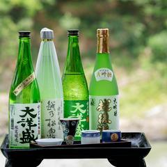 ◆新潟の地酒×美味饗宴プラン◆ 米の旨いところに銘酒あり! 〜酒好き必見!【地酒4種を堪能♪】〜