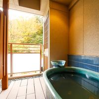 【ひとり旅】たまには露天風呂付客室で贅沢ご褒美旅!六甲山を臨むお部屋と客前料理をひとり占め