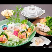 【期間限定】夏の風物詩!〜鱧会席〜食から季節の移ろいを楽しむ