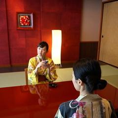 【禁煙客室】 和モダンな天窓の庵で富士山を楽しむ♪お料理はお刺身グレードUP〜伊勢海老&地魚盛込み