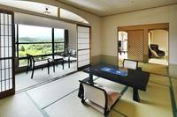 【最上階確約客室・浪漫亭】特別室 和室10畳+和室8畳+居間