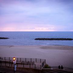 【お盆】〜特別な休日〜日本海を眺め贅沢に過ごす一日♪