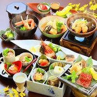 【冬の直前割■グレードUP】そうだ!皆生へ♪1番人気の特選会席が特別プライス!/広間食
