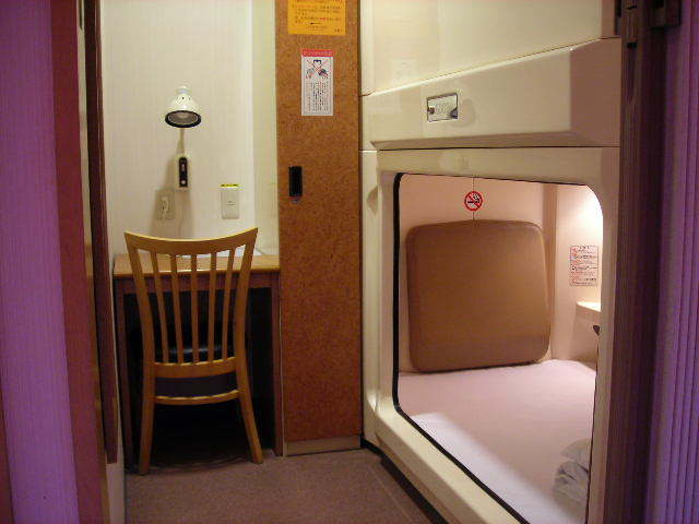 Capsule Room for Men Only