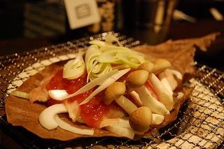 ◆ 地魚のお刺身と炭火焼【千産知笑の炙りコース】