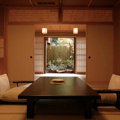 ≪和邸 山王院≫露天風呂付き!゜・洗練された数寄屋造りのお部屋゜・☆