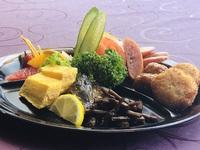 【ファミリープラン】幼児添い寝無料&朝食ビュッフェ付きプラン