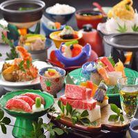 【和牛食べ比べ】黒毛和牛ステーキ×和牛あぶり寿司がメイン!「お肉好き大満足プラン」