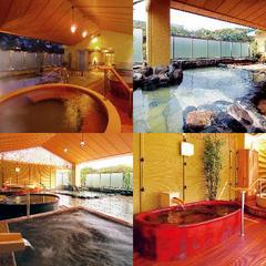 【GW特別プラン】<ハワイアンズ2日券付>癒しの温泉と旅館のごちそうでココロもおなかもみんな満足