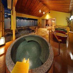 迷ったらこれ!大露天×大浴場×貸切風呂満喫!旬の味覚に舌鼓♪ホテル浜とくの「スタンダードプラン」