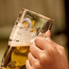 缶ビールをご用意♪ビールサービスプラン(^−^)