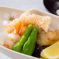 【甘鯛&和牛ステーキ】4月・5月限定 食のよくばりプラン