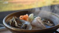 【冬鍋】 冬の味覚を味わい尽くす 海里村上名物「海里鍋」