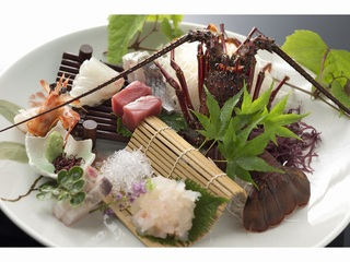 【◆特別室プラン】最上級伊勢えび料理「本膳」