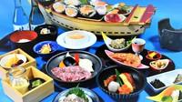 【春夏旅セール】メイン料理を選べる味覚会席☆多彩な房総の幸◆オーシャンビューの部屋◆