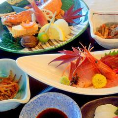 和食レストラン旬彩亭の夜ごはん付《夕食のみ》