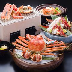 ◆「超」特選蟹懐石◆最高級の贅沢…活蟹フルコース【タグ付き活蟹1.5杯】