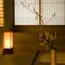 当館人気のお部屋タイプ【本部屋+副室付和室】:ダイニング食