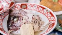 【二食付き】定番!地元の新鮮で安心な食材を使った会席料理&山出温泉を満喫