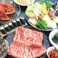 1日1組限定×古民家貸切◆大人数大歓迎♪夕食は新鮮な自家製野菜BBQでワイワイ楽しむ★【2食付き】
