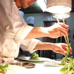 ■スタンダードプラン■ライブキッチンのレストランで【フレンチ&イタリアンコース】ディナーを堪能。