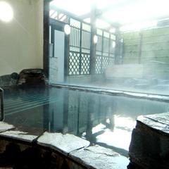 【1泊2食】天然2源泉をかけ流し風呂で満喫【24時間温泉入浴OK♪】