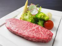 【松阪牛希少部位イチボステーキ】&貝プリフィックス付き会席プラン