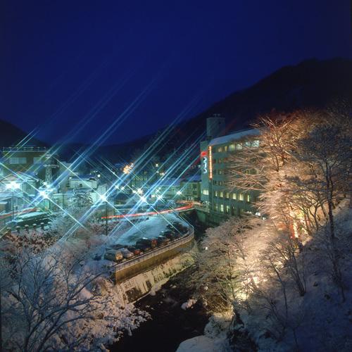 鶯宿温泉 ホテル加賀助 関連画像 1枚目 楽天トラベル提供