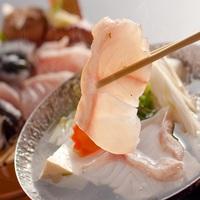 【冬の名物】 紀州名物★幻の高級魚★クエ小鍋付き会席