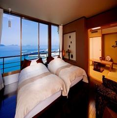 海の見える■スタンダード客室■-和洋室タイプ客室-