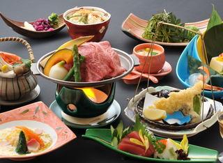 〔京都〕 旬の京会席スタンダードプラン ☆ 1泊2食付