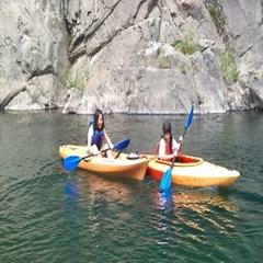 【夏休みを満喫】四国一の清流でカヌーを体験しよう