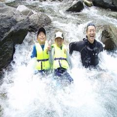 【夏だ!川遊びだ(^^♪】キャニオ二ングで夏の思い出を