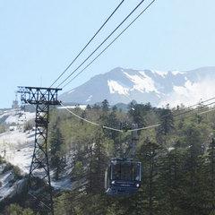 シーズン到来!!【旭岳ロープウェイ往復券付き】体感!大雪山の大パノラマ