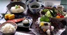 【朝食のみ】和風旅館のご朝食付きプラン 〜イカ刺し付き〜