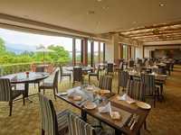 【楽天スーパーSALE】10%OFF!八ヶ岳一望のレストランで楽しむ 朝食付プラン