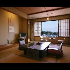 和室10畳(バス・トイレ付) 【禁煙】