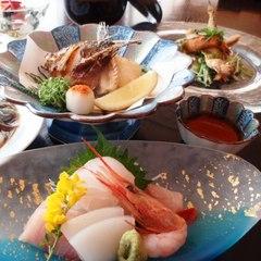 【冬得得チャンス】活間人蟹半匹と地魚料理☆カニばかりは…のあなたへ!間人蟹も食べれて★納得満足プラン