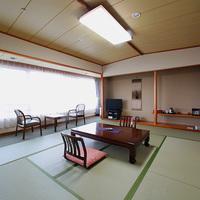 【パノラマビュー】和室(10畳+広縁2畳)