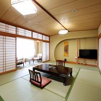 【パノラマビュー】和室(12畳+広縁2畳)