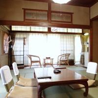 【禁煙】宝川沿い第一別館(バス・トイレ無)「レストラン食」