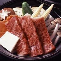 【10月限定◇スペシャル・満足】部屋限定!ご夕食は牛ステーキ&信玄どり水炊きメインの満足会席!