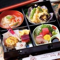 【9月限定☆リーズナブルプラン】ご夕食はサイコロステーキ・松花堂・十穀釜飯!