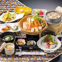【ウィンターSALE】海の幸を閉じ込めた、あったか海鮮鍋!お一人様平日7,000円〜◆食事処