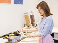 【1泊2食】メニューが選べる♪4000円分夕食付き◆彩り豊かな朝食無料サービス◆
