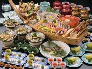 【1泊2食付】☆瀬戸内海の幸を満喫≪豊漁盛り≫