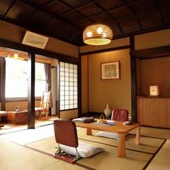 【妙高】(本館3階・角部屋・和室・トイレ付・34平米)