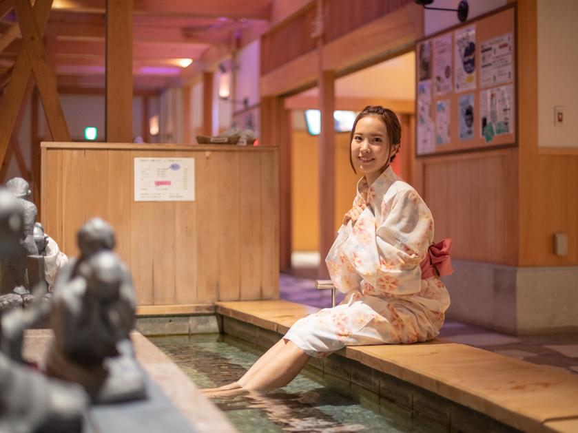 【秋冬旅セール】金沢や福井の観光・出張に便利なあわら温泉を満喫!素泊まりプラン