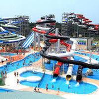 日本最大級のリゾートプール!芝政ワールド・スーパーパスポート付き!ぷらん